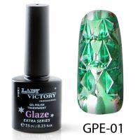 Витражный гель-лак Lady Victory GPE-01