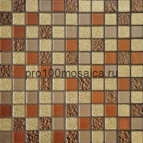 Chocolate. Мозаика для бассейнов и внутр. помещ. серия CRISTAL, размер, мм: 295*295