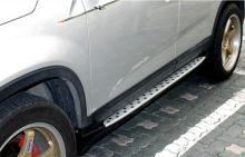Боковые подножки cnt4x4, BMW стиль