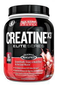 Muscletech Six Star Pro Nutrition Elite Series Creatine X3 (1,15 кг.)