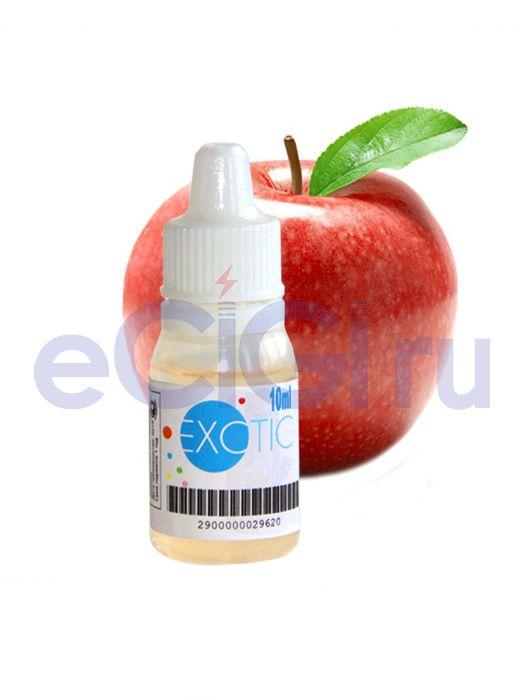 Ароматизатор EXOTIC Красное яблоко 10 мл