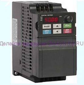 Преобразователь частоты с 1ф 220 в 3ф 2.2 Квт