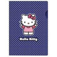 "Пластиковая папка А4 с дизайном ""Hello Kitty Classic Blue"" (арт. 06175)"