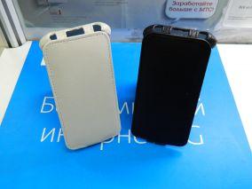 Чехол-книжка для Samsung Pocket 2 Duos G110H