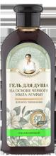 Гель для душа Сибирский на основе черного мыла Агафьи, 350 мл