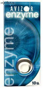Таблетки для энзимной очистки линз Avizor Enzyme (10шт)