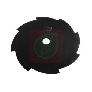 Диск кустореза 8Т 255мм/25.4мм Oleo-Mac