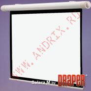 "Экран с электроприводом Draper Salara 183/72"" 108x144 MW (3:4)"