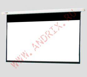 "Экран с электроприводом Draper Salara 269/106"" 132x234 MW (9:16)"