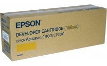 Тонер-картридж различных цветов для Epson AcuLaser C1900, C900