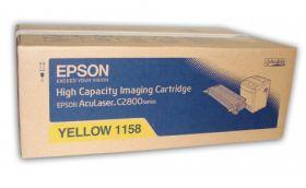 Тонер-картридж повышенной емкости различных цветов для Epson AcuLaser C2800
