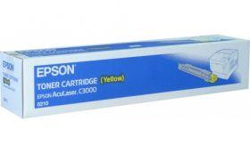 Тонер-картридж различных цветов для Epson AcuLaser C3000