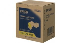 Тонер-картридж различных цветов для Epson AcuLaser C3900