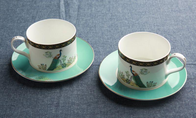 """Чайный набор на 2 персоны """"Павана"""", 4 пр."""