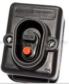 Кнопка ПНВ для пуска трехфазных моторов