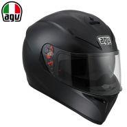 Шлем AGV K-3 SV, Чёрный матовый
