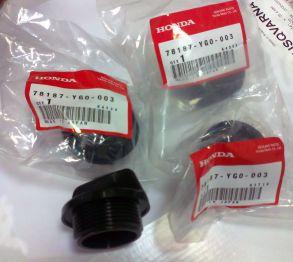Пробка заливная HONDA WT20XK3 / WT30XK3 / WT40XK3 78187-YG0-003 качающего узла для мотопомпы 78187-YG0-003