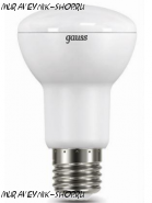 Лампа Gauss LED R63 E27 9W 4100K