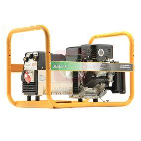 Генератор 7,5 кВА ARC220+, двиг. Subaru EX 40 (404 сс), бак 7,0 л, сварочный, 94,5 кг