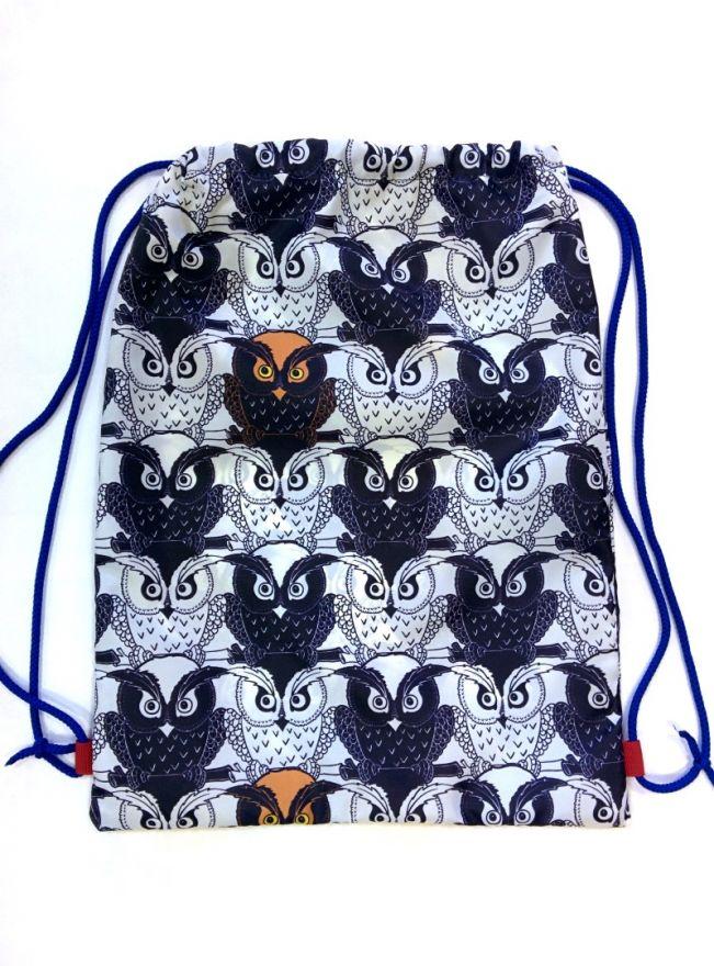 Мешок для обуви  ПодЪполье Owls head малый