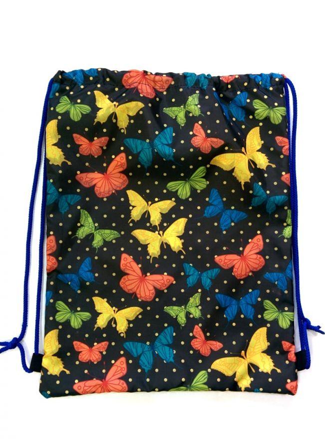 Мешок для обуви  ПодЪполье Beautiful butterflies малый
