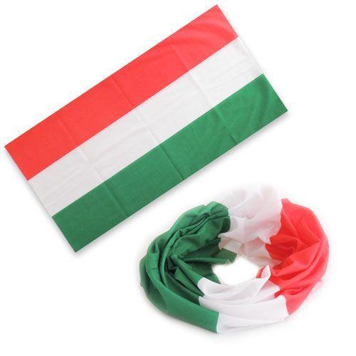 Бандана-трансформер флаг Венгрии