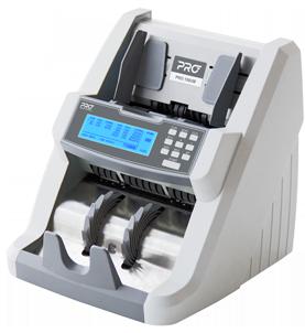 Счетчик банкнот с суммированием по номиналам PRO 150