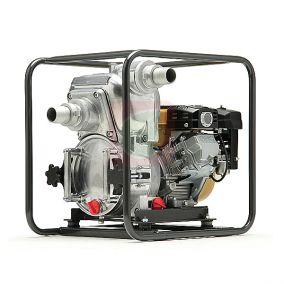 Мотопомпа CP-203T, двиг. Subaru EX17 (169 сс), 630 л/мин, 55,2 кг
