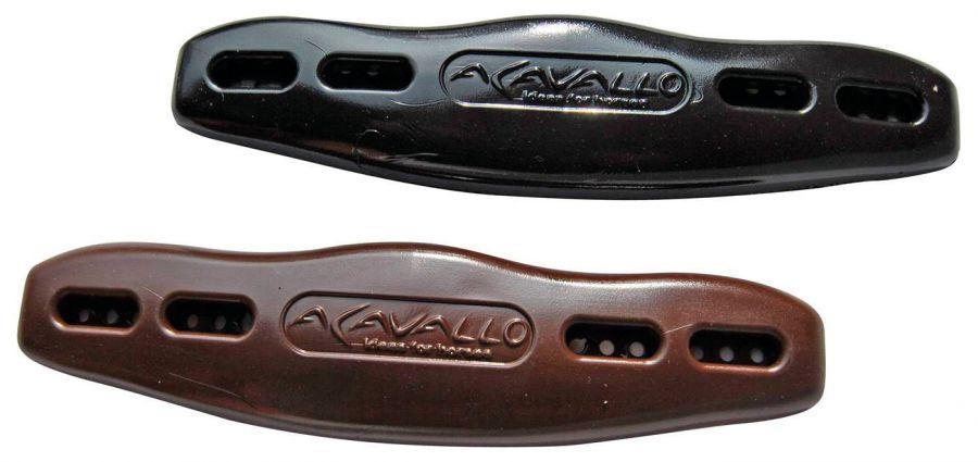 Гелевая подкладка Acavallo на капсуль черная
