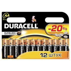 Duracell LR6 BL-12/144/Бельгия/