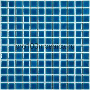 PW2323-12. Мозаика для бассейна и внутр. помещ. серия PORCELAIN, размер, мм: 300*300