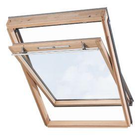 Мансардное окно Velux GGL 3066IS2 с защитой от шума дождя