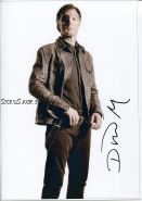 Автограф: Дэвид Моррисси. Ходячие мертвецы