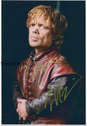 Автограф: Питер Динклэйдж. Игра престолов