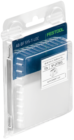 Защитная накладка AB-BF SYS TL 55x85mm /10