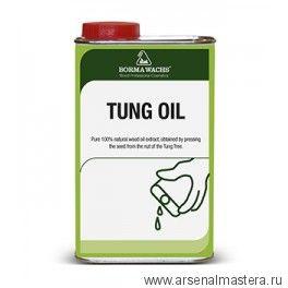 Масло тунговое Borma Tung Oil 1л 3992