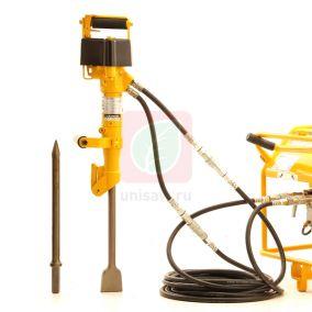 Гидромолоток отбойный BH112V, ручной (пика в комплекте)