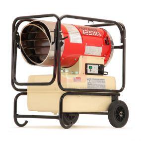 Нагреватель дизельный 34 кВт HG 125NRC, прямой нагрев
