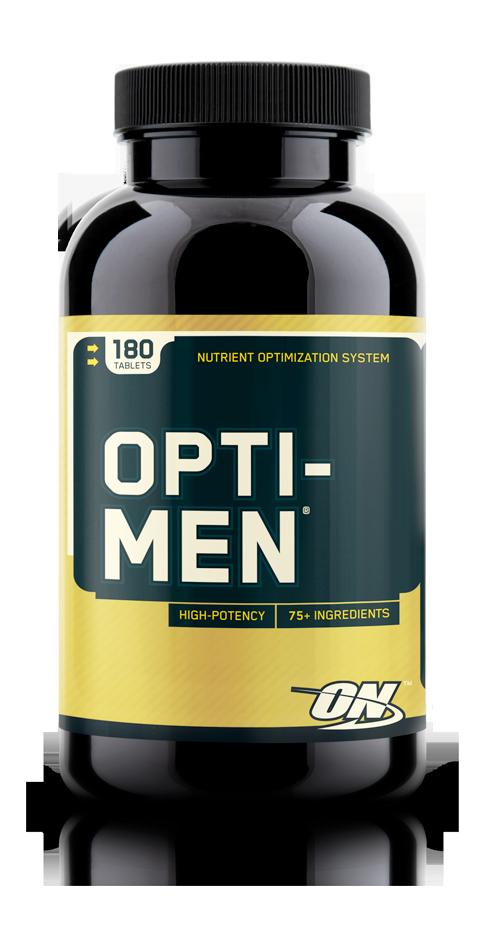 Opti-Men (180 капс.)