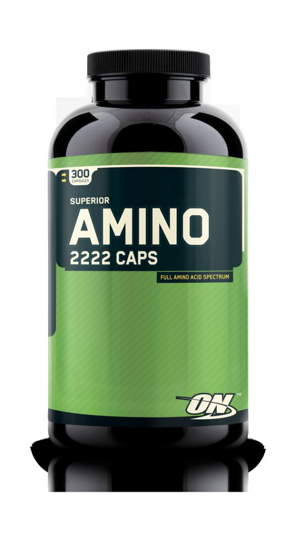 Superior Amino 2222 (300 капс.)
