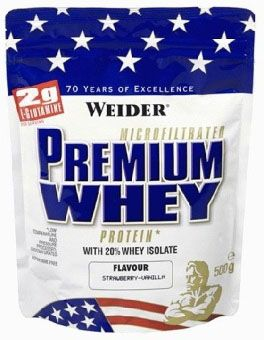 Premium Whey (500 гр.)