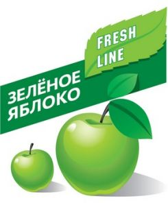 Е-жидкость 60мл. BestSmoking FreshLine - Зеленое яблоко
