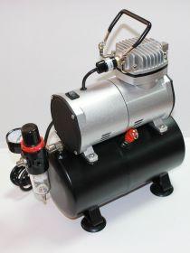 Компрессор Jas 1203, с регулятором давления, автоматика, ресивер