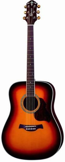 VISION (OPERA) 787-CE Электроакустическая гитара