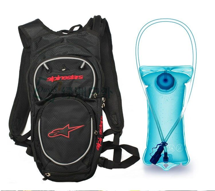 Мото рюкзак Alpinestars с ёмкостью под воду