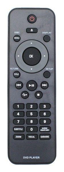 Пульт для Philips RC5360/01 (2422 5490 1933) (DVD/USB/karaoke) (DVP3266K, DVP3268k, DVP3252, DVP3360K, DVP3362K)