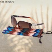 Солнцезащитные очки «Стильная геометрия»