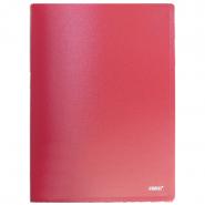 Папка с бок.прижимом Proff CF901-01 красная 0.6мм