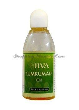 Кумкумади масло для лица Джива Аюрведа / Jiva Ayurveda Kumkumadi Tailam