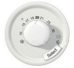 Накладка терморег. Legrand Celiane белая(арт.68240)